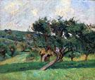 Landscape Damiette - Armand Guillaumin