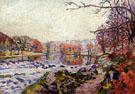 Landscape near the Creuse - Armand Guillaumin