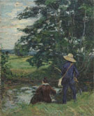 Les Purs 1885 - Armand Guillaumin reproduction oil painting