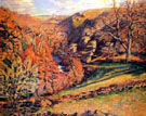 Madness Ravine 1894 - Armand Guillaumin reproduction oil painting