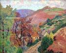 Mountain Landscape 1895 - Armand Guillaumin