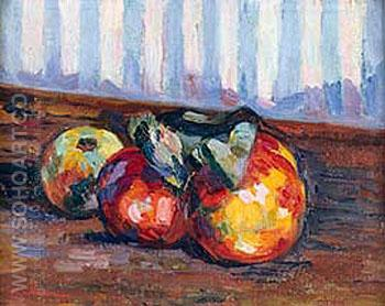 Nature Morte c1885 - Armand Guillaumin reproduction oil painting