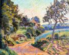 Paysage de Ile de France 1888 - Armand Guillaumin