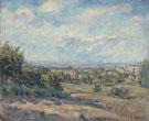 Paysage de Plaine 1877 - Armand Guillaumin