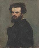 Portrait de Iartiste 1875 - Armand Guillaumin