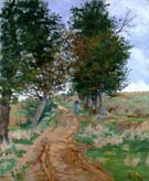 The Path in the Woods 1875 - Armand Guillaumin