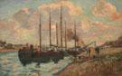 The Quai dAusterlitz 1877 - Armand Guillaumin reproduction oil painting