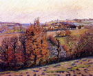 Ville Crozant - Armand Guillaumin