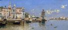 A Memory of Venice - Antonio Maria De Reyna Manescau