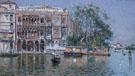 Ca Doro Venice - Antonio Maria De Reyna Manescau