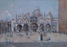 Plaza de San Marcos Venecia - Antonio Maria De Reyna Manescau
