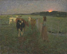 Changing Pastures 1893 - Edward Stott