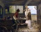 The Carpenters Shop - Edward Stott