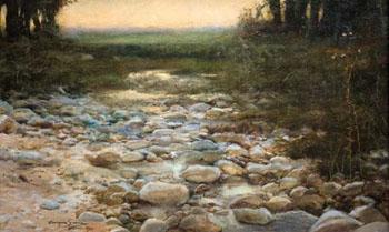 Paso de Piedra - Enrique Serra Y Auque reproduction oil painting