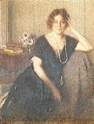 Madame Revelin 1913 - Ernest Joseph Laurent reproduction oil painting