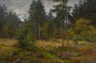 Waldlichtung - Fritz Freund
