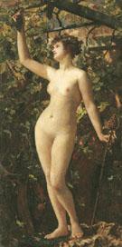 A Bacchante - Henrietta Rae