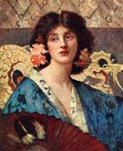 Azaleas 1891 - Henrietta Rae