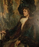 Lady Newton - Henrietta Rae