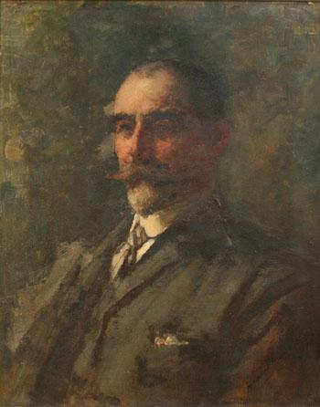 Portrait of William a Sandinge - Henrietta Rae reproduction oil painting