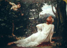 The Death of Procris - Henrietta Rae reproduction oil painting