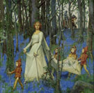 Fairy Woods 1903 - Henry Meynell Rheam