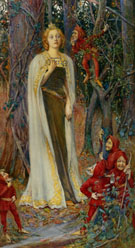 Snow White - Henry Meynell Rheam