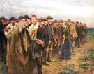 Panem Bread 1899 - Imre Revesz reproduction oil painting