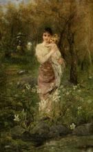 Mothers Sweetheart - Joseph Arpad Koppay