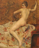 Female Nude - Paul Jean Gervais