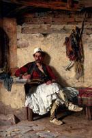The Resting Sentinel - Paul Joanovitch