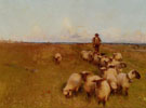 Across the Downs 1890 - Walter Frederick Osborne