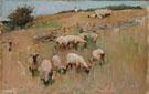 Shepherding - Walter Frederick Osborne