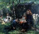 Summertime - Walter Frederick Osborne