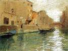 Theme from Venice 1905 - Teodor Axentowicz