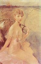 Zofia Jachimecka 1913 - Teodor Axentowicz