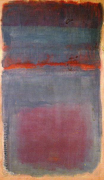 Untitled 1949 - Mark Rothko reproduction oil painting