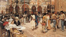 Piazza of St Marks Venice 1883 - William Logsdail
