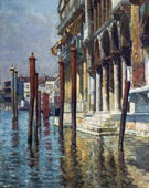 Venice A - William Logsdail