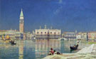 Venice B - William Logsdail