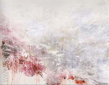 Hero and Leander - Cy Twombly reproduction oil painting