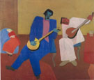 The Music Makers - Milton Avery