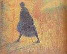 Evening in October 1912 - Leon Spilliaert