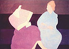 The Conversation 1956 - Milton Avery