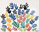 La Gerbe 1953 - Henri Matisse