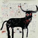 Beef Ribs Longhorn 1982 - Jean-Michel-Basquiat