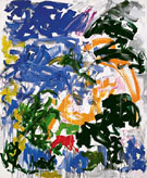 Wind 1981 - Joan Mitchell