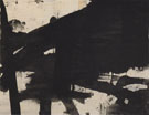 This group of drawings pls 13 16 - Franz Kline reproduction oil painting