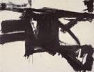 Untitled 1957 3 - Franz Kline