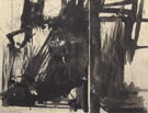 Study for Cupola final state 1960 - Franz Kline